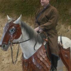 Kassai Lajos lovasíjász mester