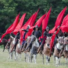 Kassai Lajos és lovas csapata