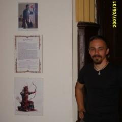A 2007 évi kiállítás a Budai várban