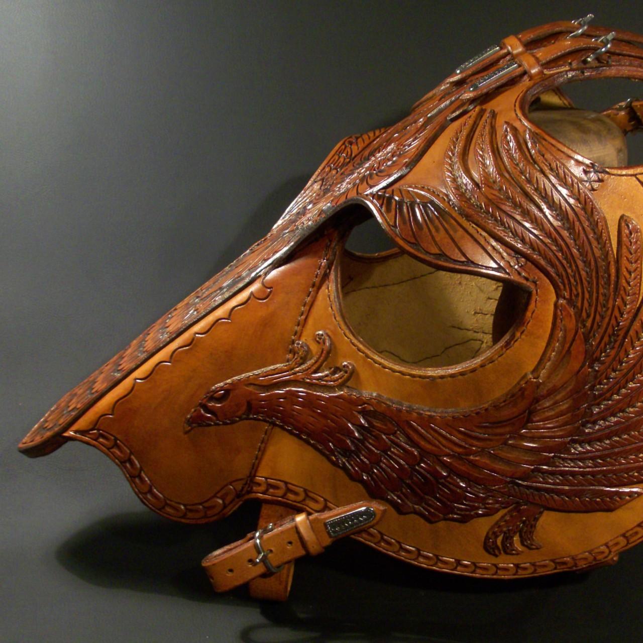 Ló-fejvért II.