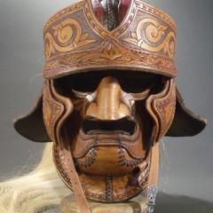 Arcvédő maszk