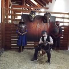 Kiállítás és bemutató Péliföldszentkereszten