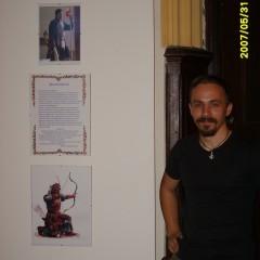 Kiállításom a Budai Várban