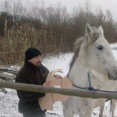 A januári fagyban kezdődtek az első gyakorlati lépések