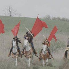 Kassai Lajos lovasíjász felszerelései Képek: Simone Aaberg Kærn A fotók helyszíne: Kassai kánság,Kaposmérő A képeken a Kassai Kánság harcosai szerepelnek